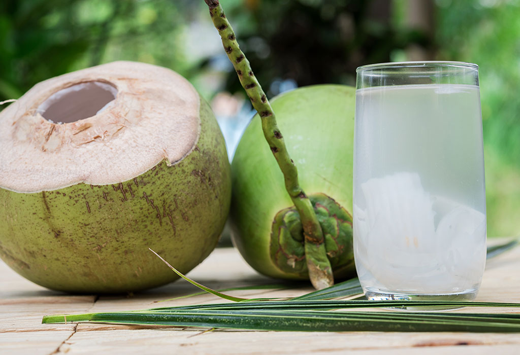 Benefits of Coconut water for diabetes