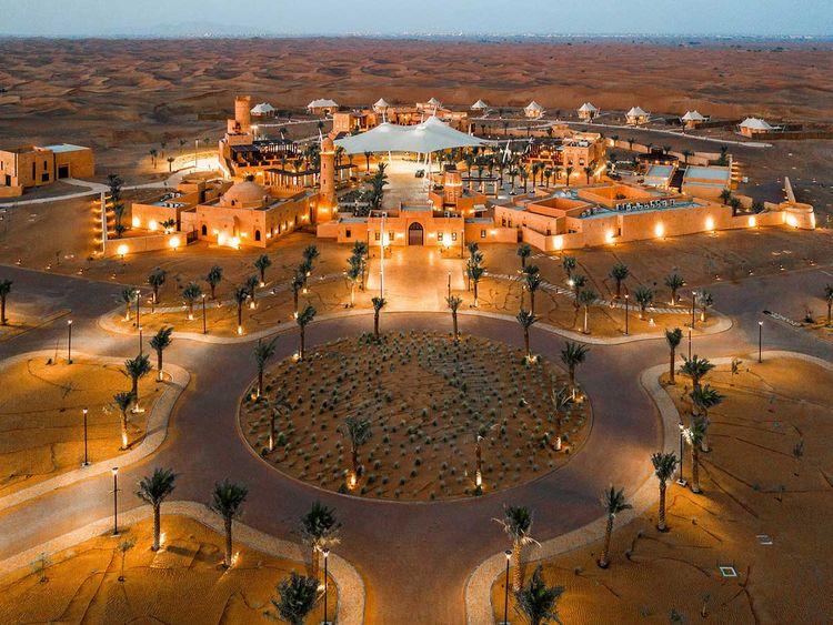 Desert Safari In Sharjah
