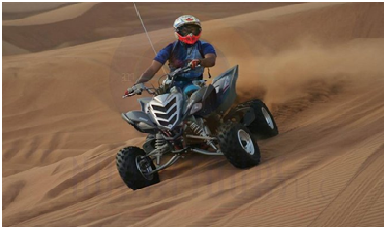 Dune Bashing with Quad Bike and Sand Boarding 2020 - Dubai