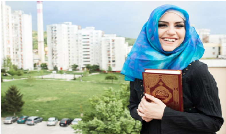 online female Quran tutor