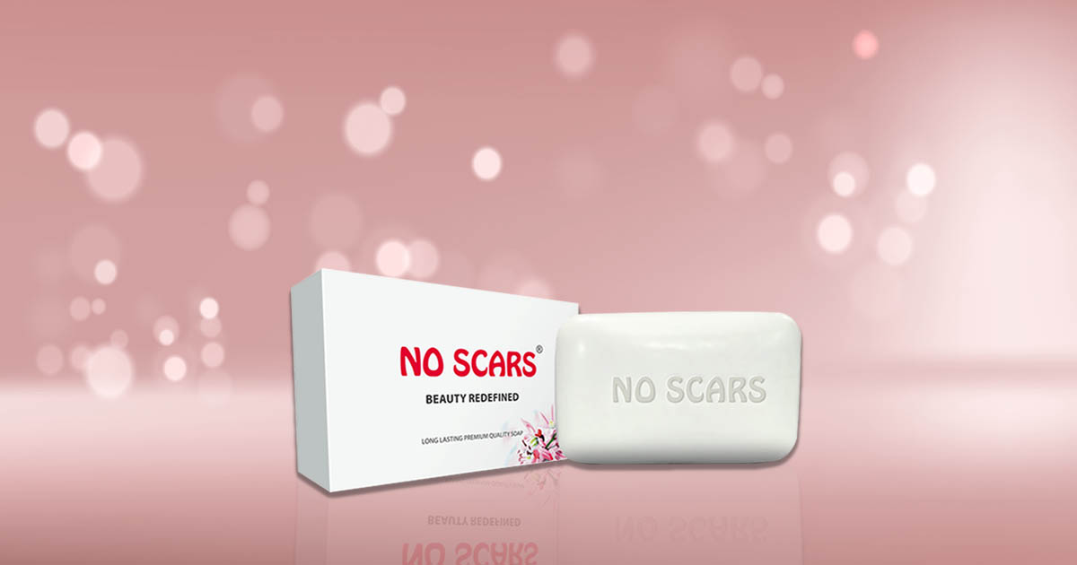 no scars soap for acne scars