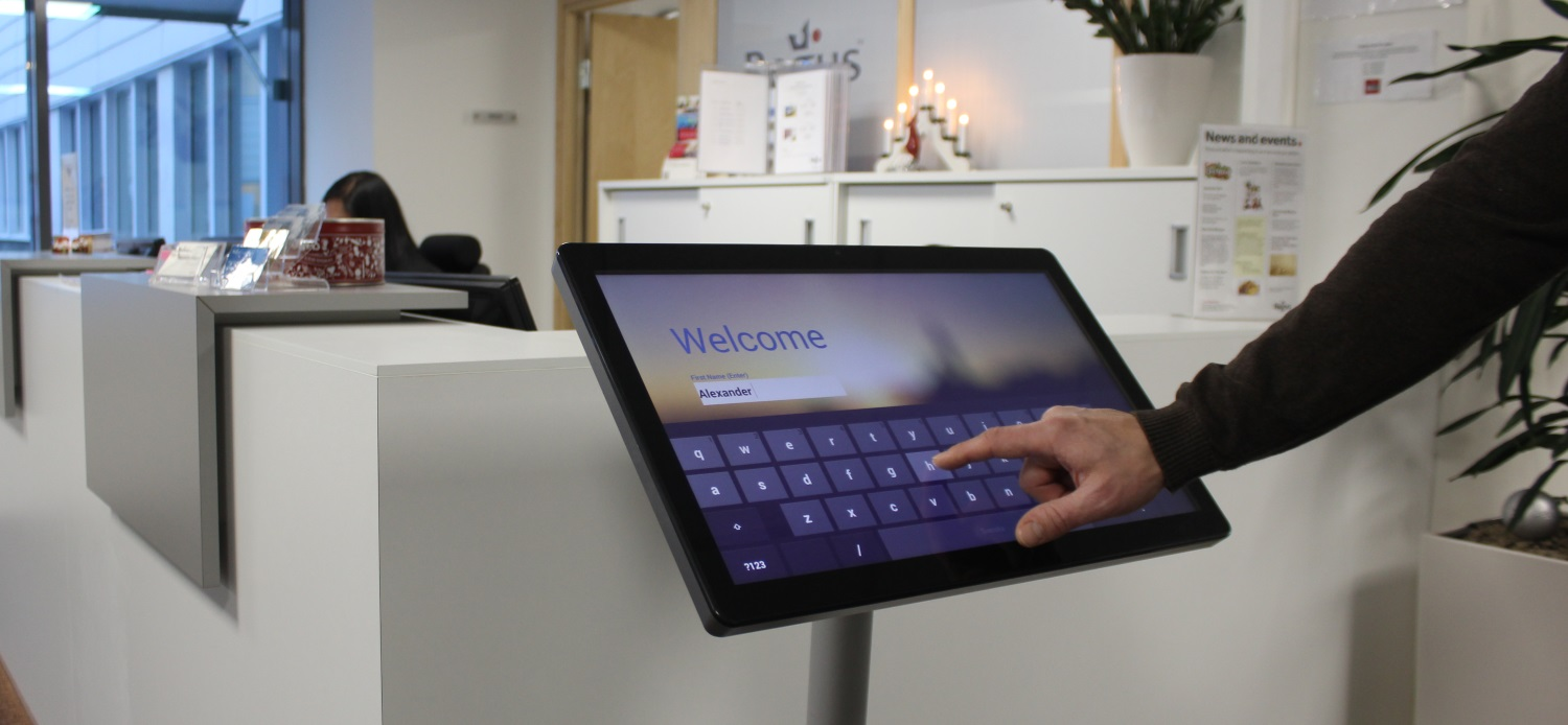 visitor management system android