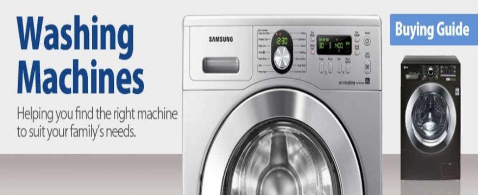 Buying Washing Machine