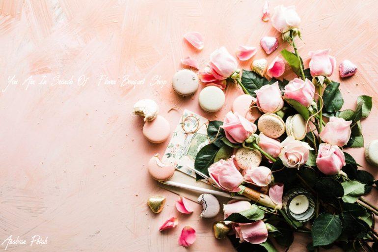 Flower bouquet shop