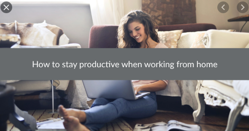 Tips Make Your Job More Productive
