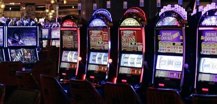 Gaming slot machine    Slot Machine