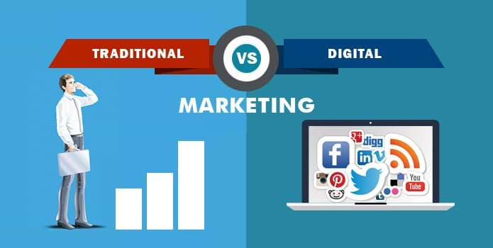 What Makes Digital Marketing Better Than Traditional Marketing
