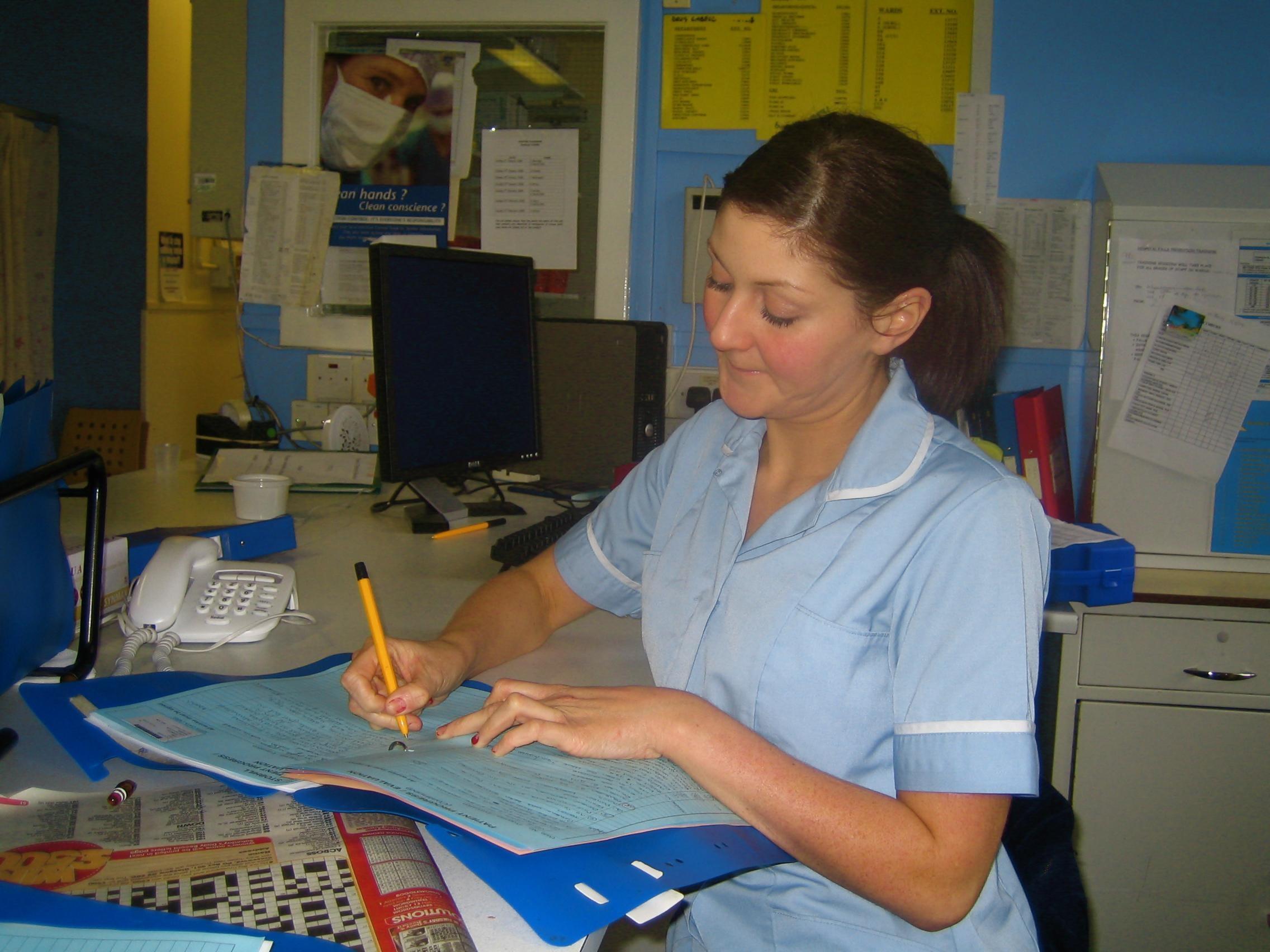 bsc nursing college
