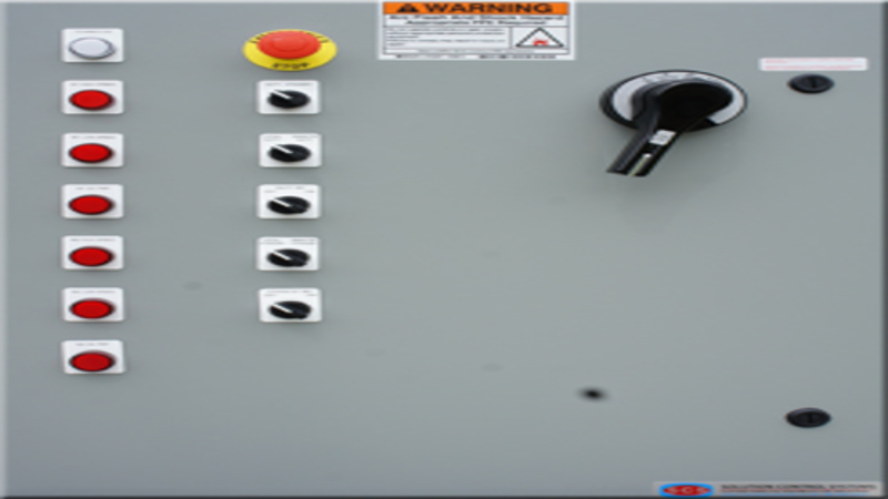 Get your Motor Starters from Solution Controls