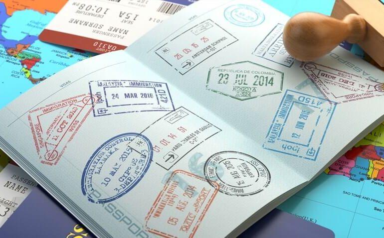 passport and visa information
