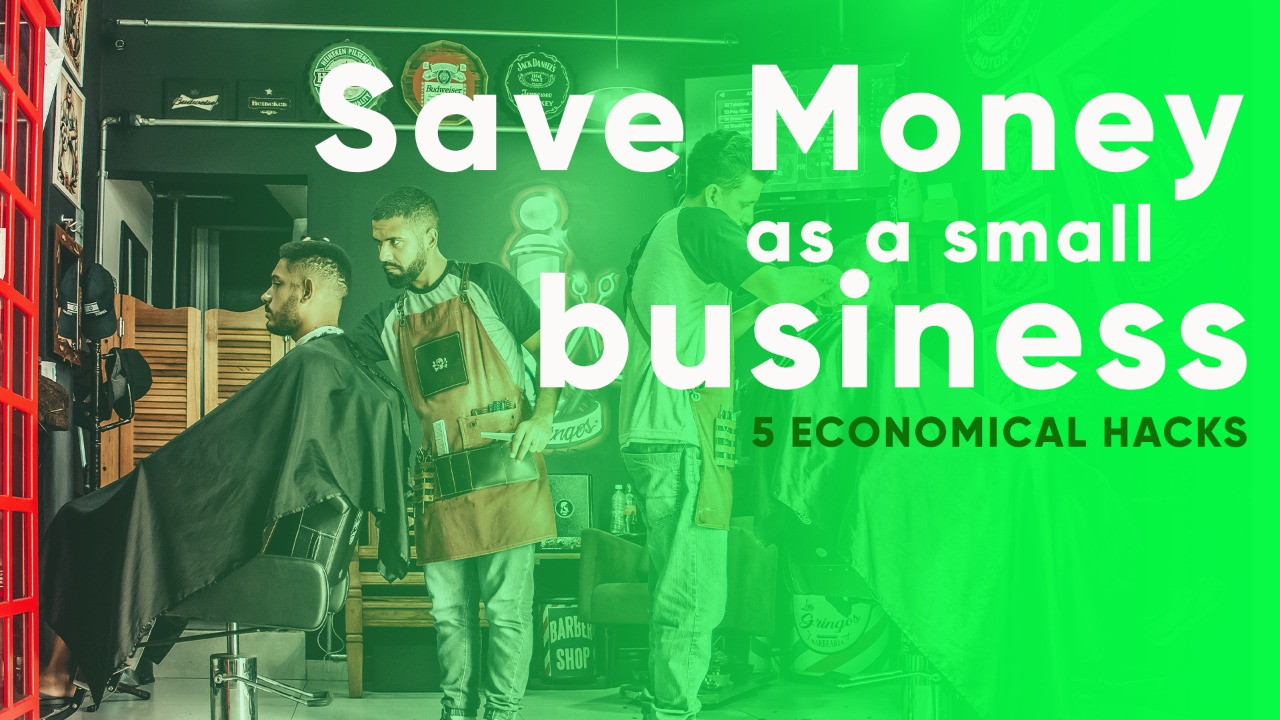 save money for small business