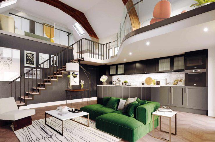 apartment Central London rent