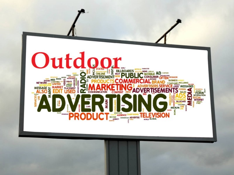 Outdoor Advertising if You Have a Startup