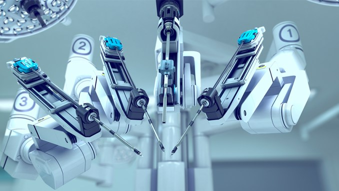 medical robotics market report