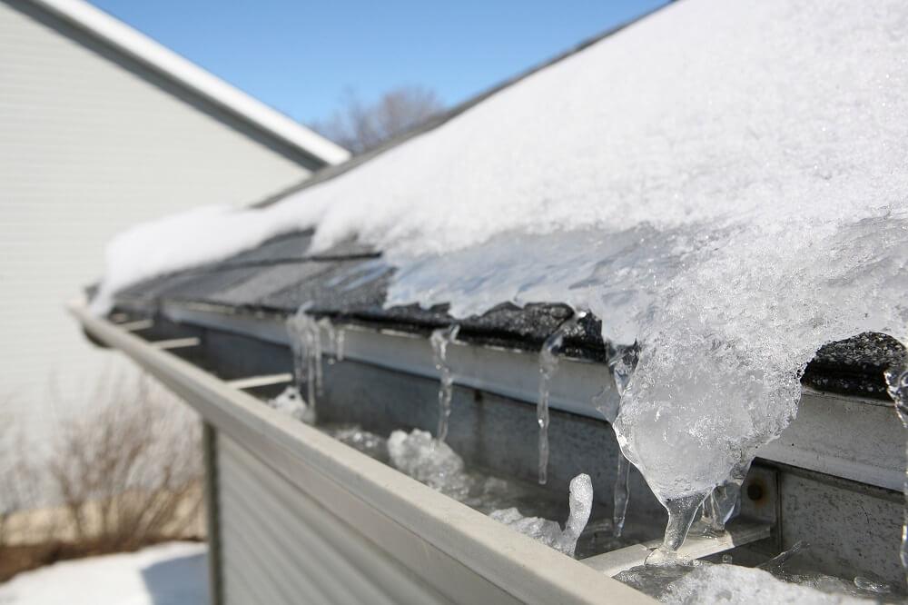roof snow load measurement